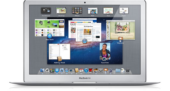 Installing Front Row on OSX Lion