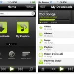 Kazaa Releases Music Streaming App for iOS