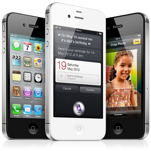Apple iPhone 4S Pre Orders Top One Million in 24 hours