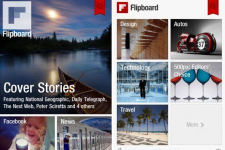 Flipboard Announces iPhone App