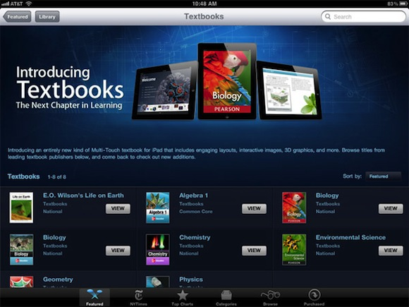 iBooks 2 e-Textbook