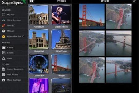 SugarSync 3.0 for iPad