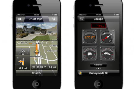 Navigon updates iPhone app to version 2.1