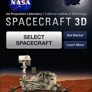 NASA releases Spacecraft 3D app for iOS