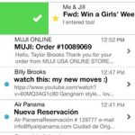 Mailbox for iPhone