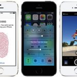 Apple introduces the iPhone 5s