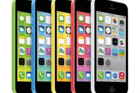 Apple announces the iPhone 5c
