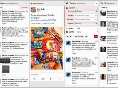 Tweetdeck for Mac Updated