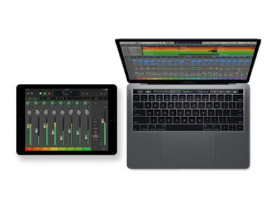GarageBand and Logic Pro X Music Apps Updated
