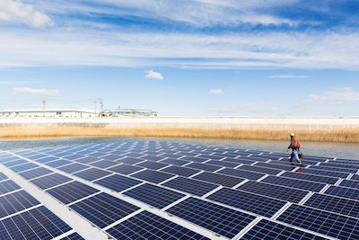 Renewable Energy for Apple Production