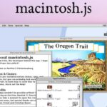 Mac OS 8 App for macOS Windows and Linux