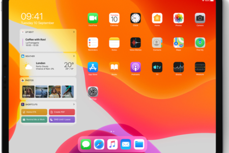 iPadOS 14 Available for Download