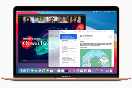 New Mac's announced with macOS Big Sur